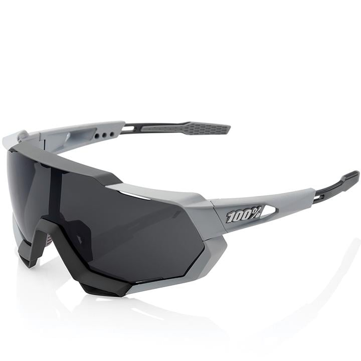 100% Brillenset Speedtrap Brille, Unisex (Damen / Herren), Fahrradbrille, Fahrra