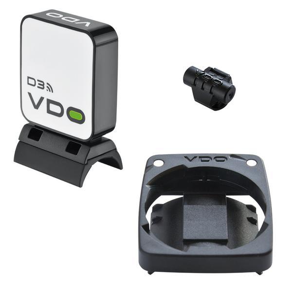 Kit de transmisor de velocidad VDO (para M5 y M6), Accesorios ciclismo
