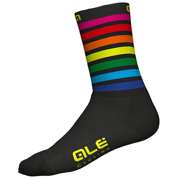 Radsocken Rainbow