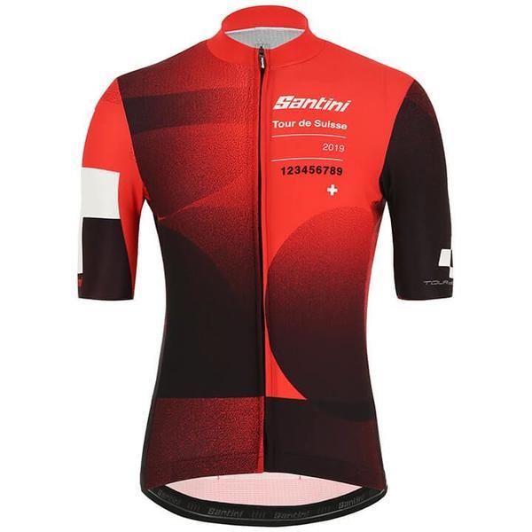 Tour de Suisse Cross Kurzarmtrikot 2019