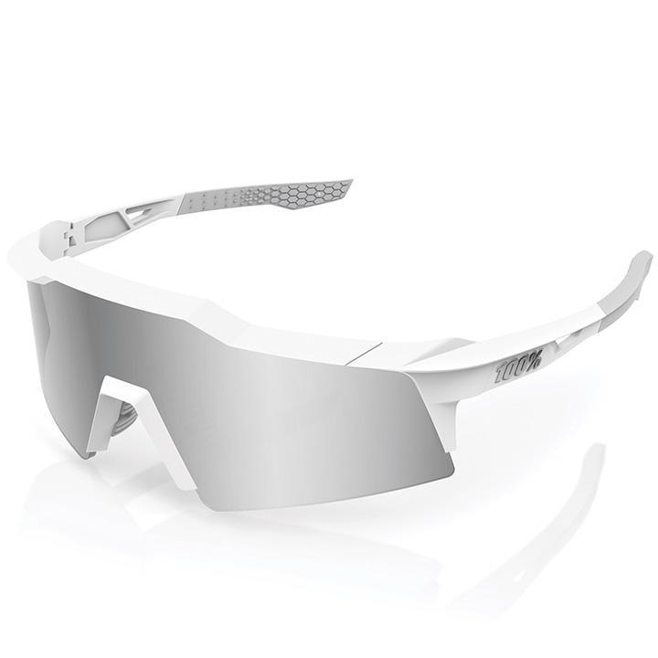 100% Brillenset Speedcraft XS matt Brille, Unisex (Damen / Herren), Fahrradbrill