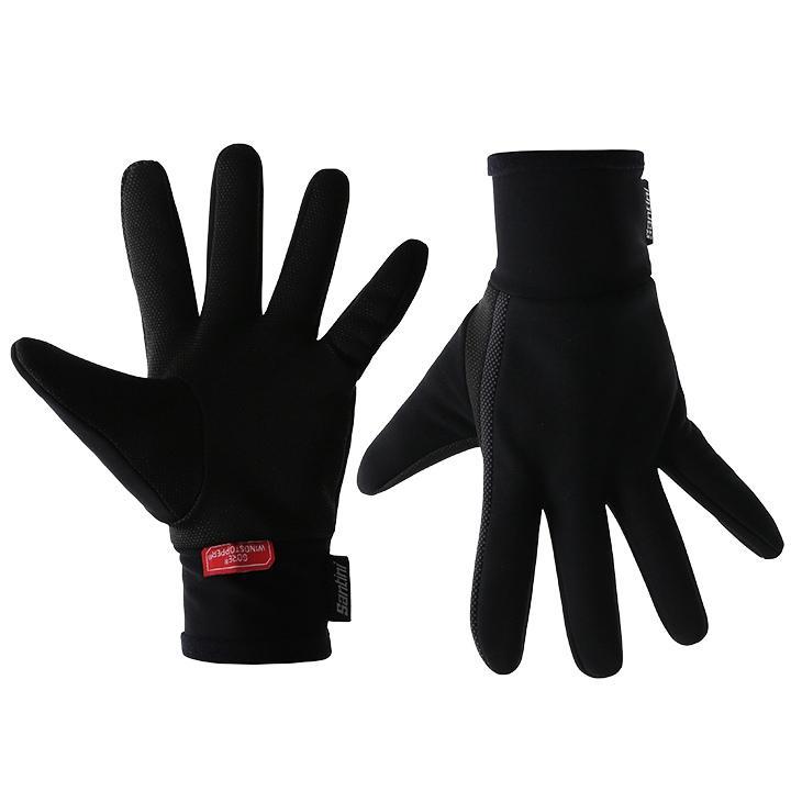SANTINI Winterhandschoenen XF winterhandschoenen, voor heren, Maat L, Fietshands