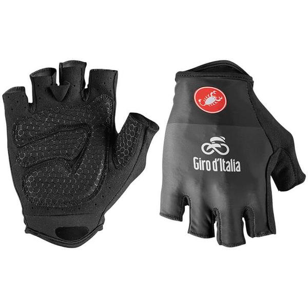 GIRO D'ITALIA Nero Handschuhe 2020