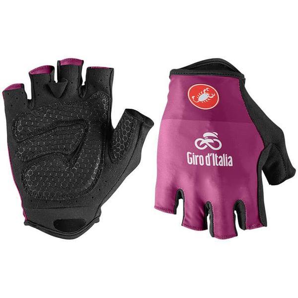 GIRO D'ITALIA Ciclamino Handschuhe 2020