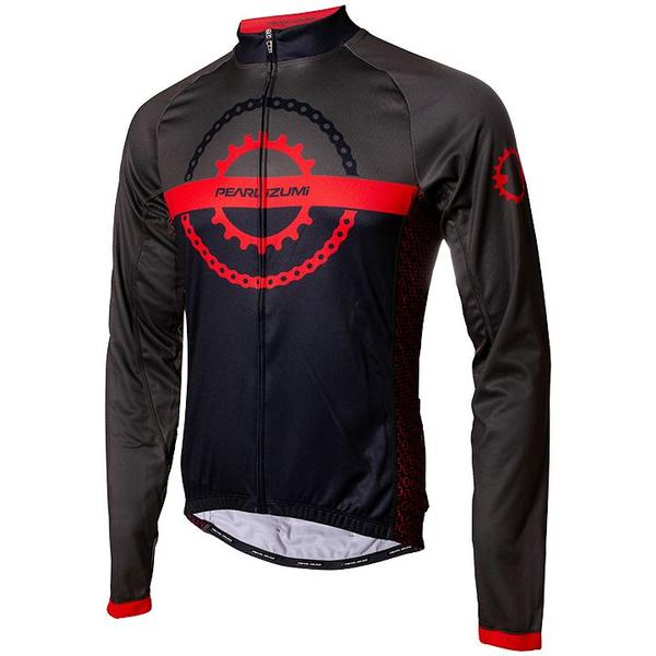 Langarmtrikot Elite LTD Thermal