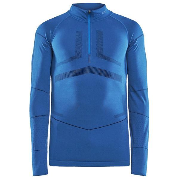 Langarm-Radunterhemd Active Intensity Zip