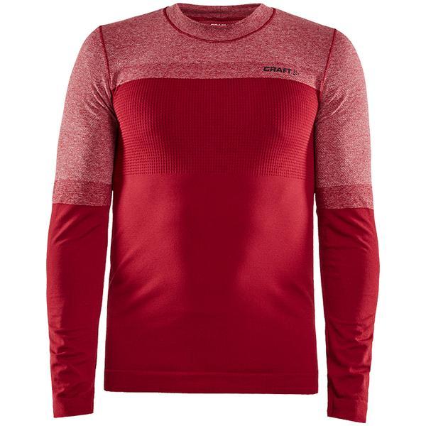 Langarm-Radunterhemd Warm Intensity
