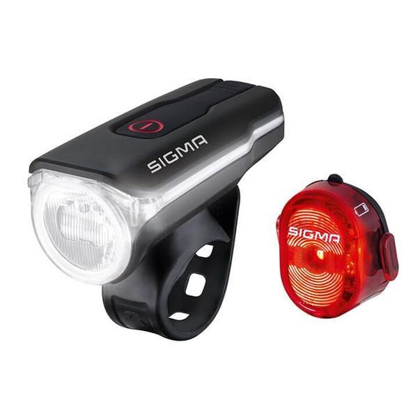 SIGMA Beleuchtungsset Aura 60 USB LED/Nugget II