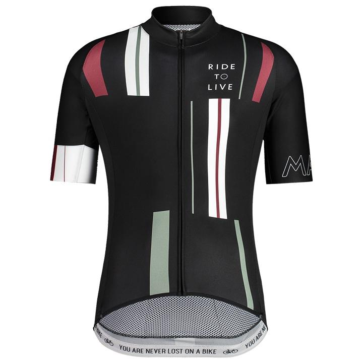 MALOJA Shirt met korte mouwen SchimunM. fietsshirt met korte mouwen, voor heren,