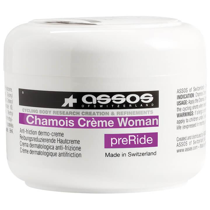 Assos Chamois Creme Woman