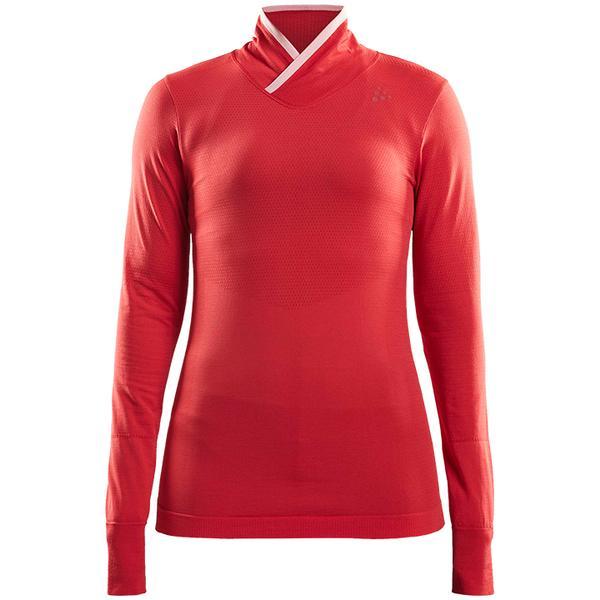 Damen Langarm Unterhemd Fuseknit Comfort Wrap