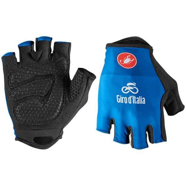 GIRO D'ITALIA Azzurro Handschuhe 2020