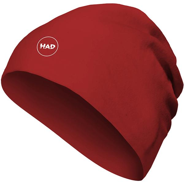 Wintermütze Merino Red