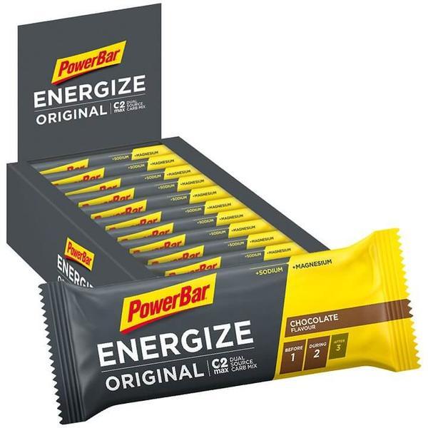 Energize Original Riegel Chocolate 25 Stck.