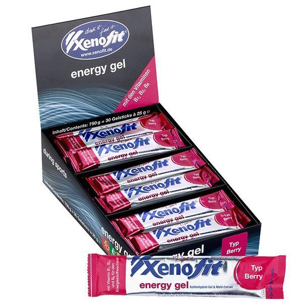 Energie Gel Redberry 30 Stck./Karton