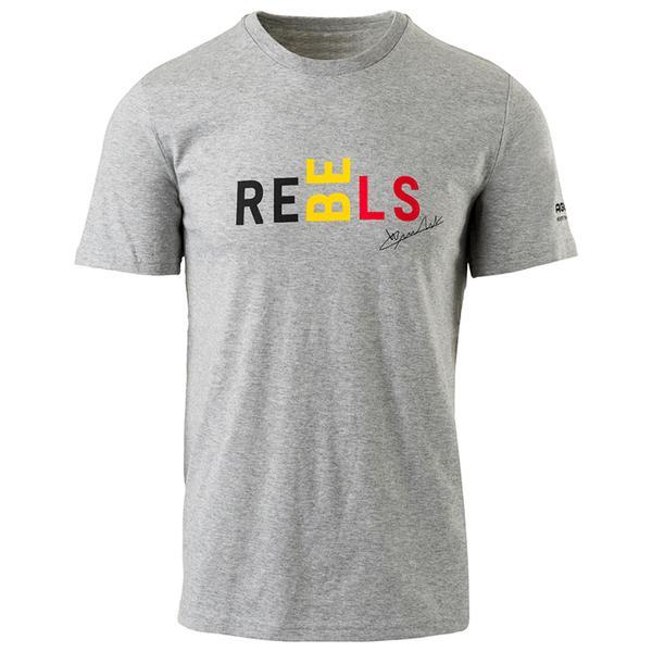 TEAM JUMBO-VISMA T-Shirt Wout van Aert 2020