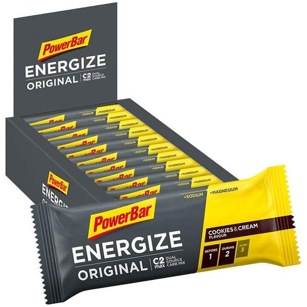 Energize Original Riegel Cookies&Cream 25 Stck.