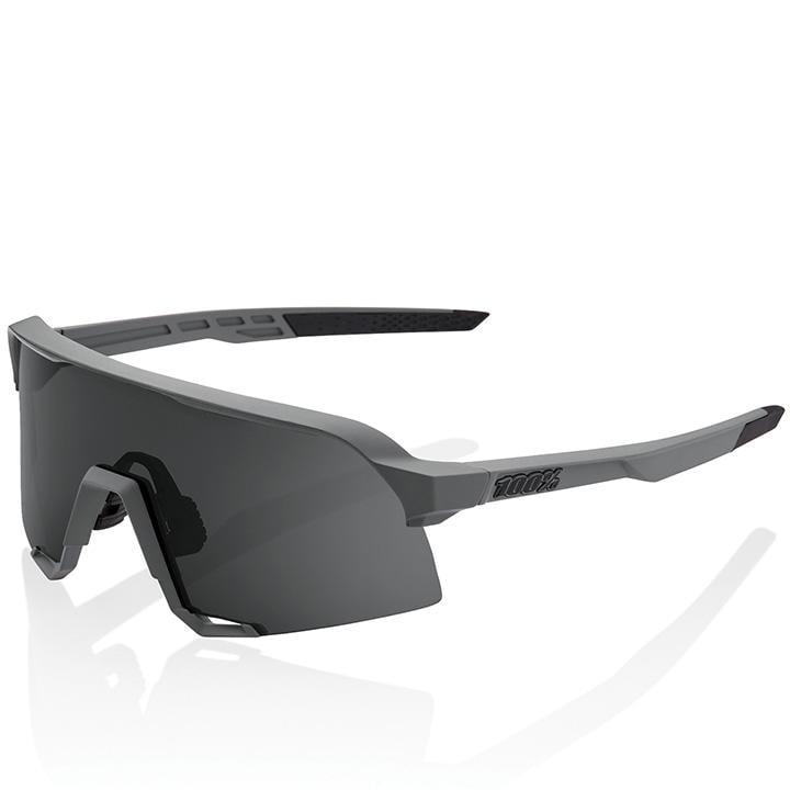 100% Brillenset S3 matt Brille, Unisex (Damen / Herren), Fahrradbrille, Fahrradz