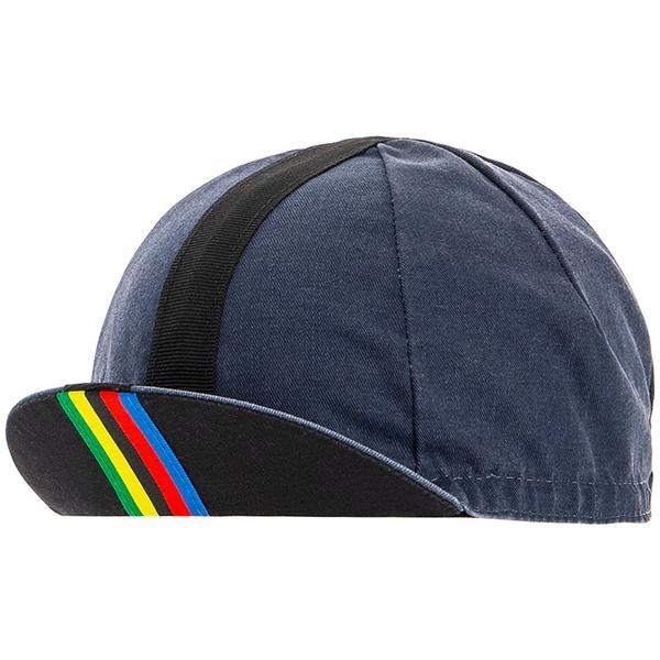 UCI Rainbow Schirmmütze 2020