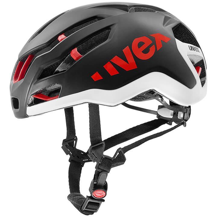 UVEX Race 9 2020 Casco, Unisex (mujer / hombre), Talla M, Accesorios ciclismo